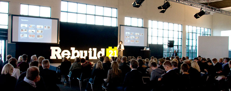 Rebuild21 Conference