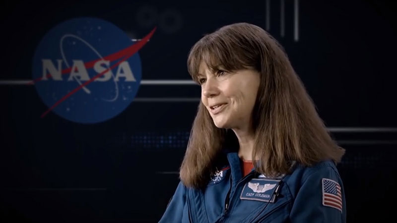 Catherine Coleman NASA