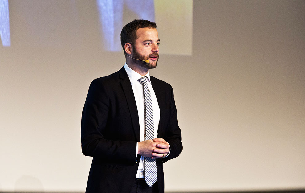 Morten Østergaard Deputy Prime Minister Denmark