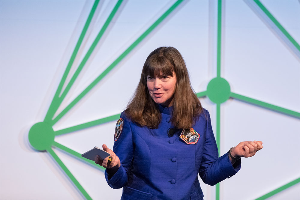 Cady Coleman former NASA Astronaut