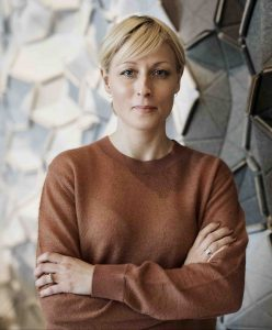 Charlotte Bastholm Skjold, Head of Design Management, Kvadrat