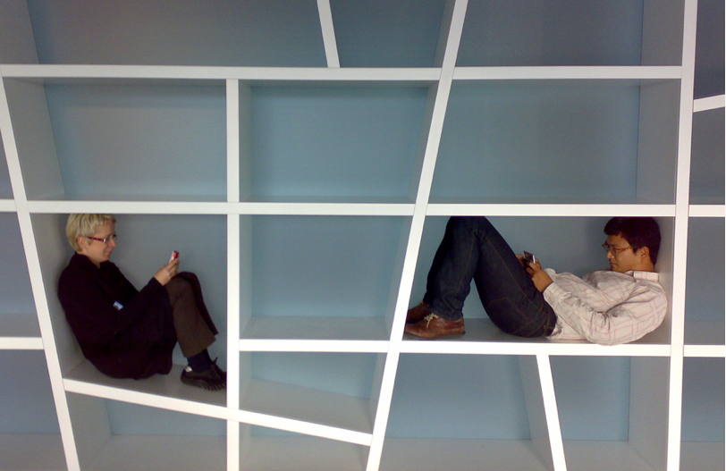 Break out of the Cubicles - rethinking organizations for the future
