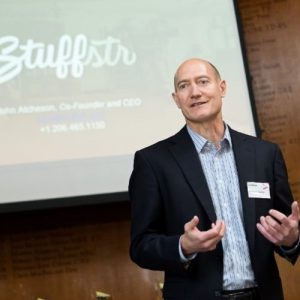 STUFFSTR - Universal Consumer Buy-Back Programme that offers retail customers instant buy-back of every item purchased when they're done using it - founded in USA.