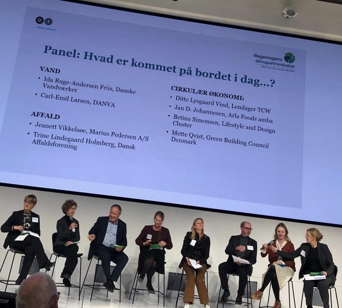 Danish Industry leading 1 of 13 Climate Partnerships - Leaderlab helps facilitate